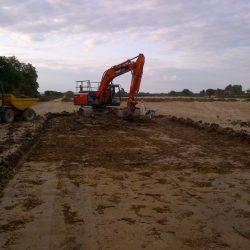 Ground-work
