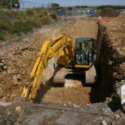 Groundworks-Excavations